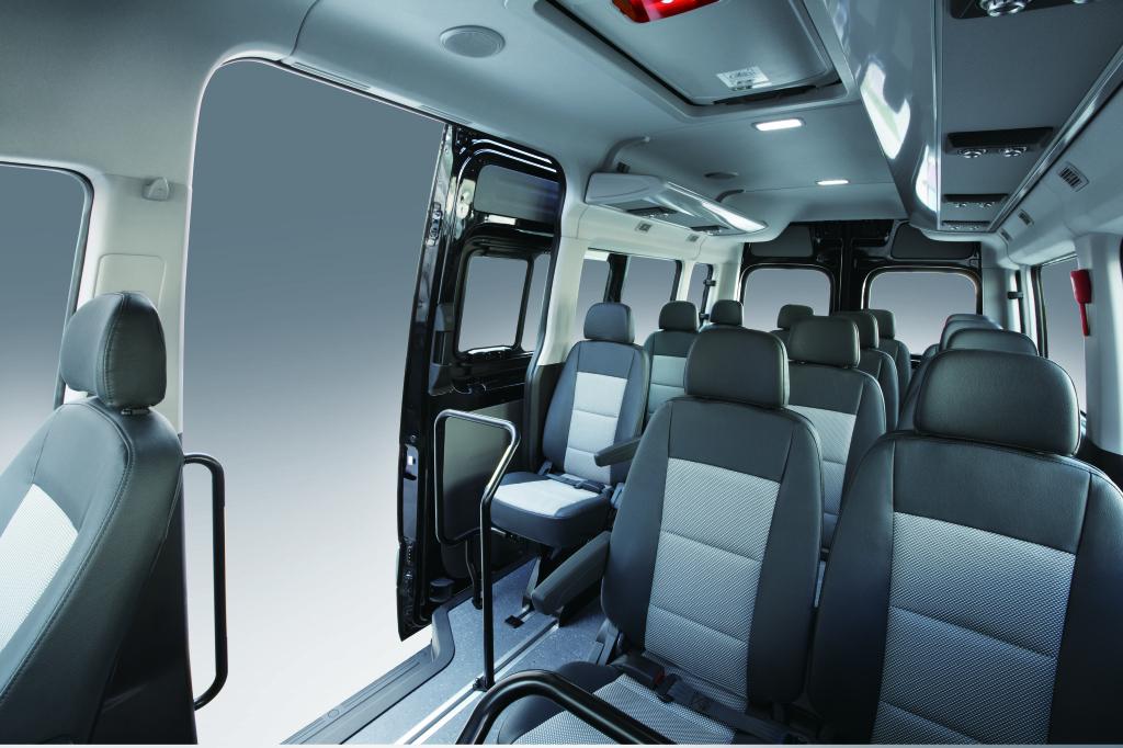 H350_Bus_Passenger seat1