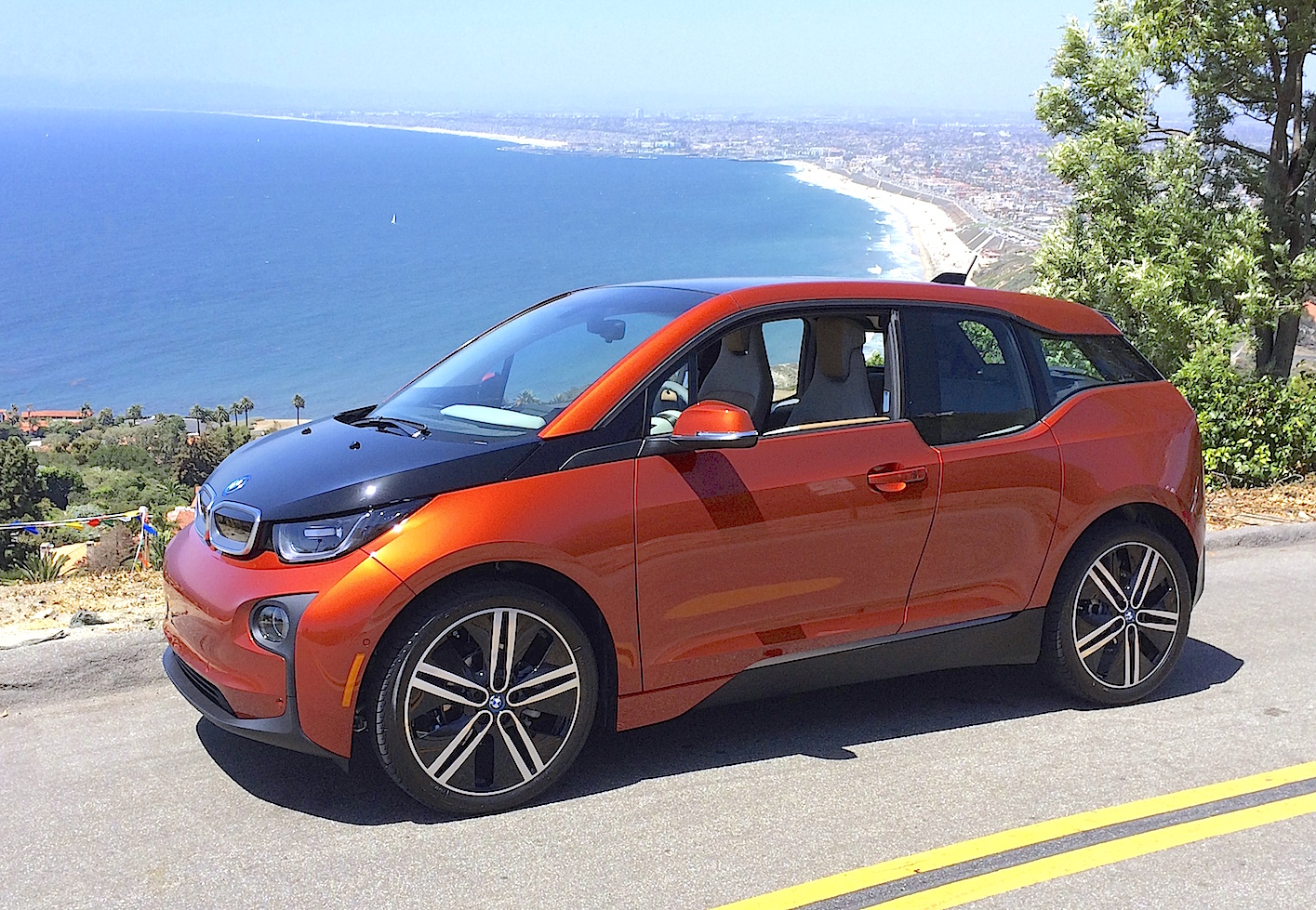 2014 Bmw I3 Review Brave New World Of Electric Luxury Cars