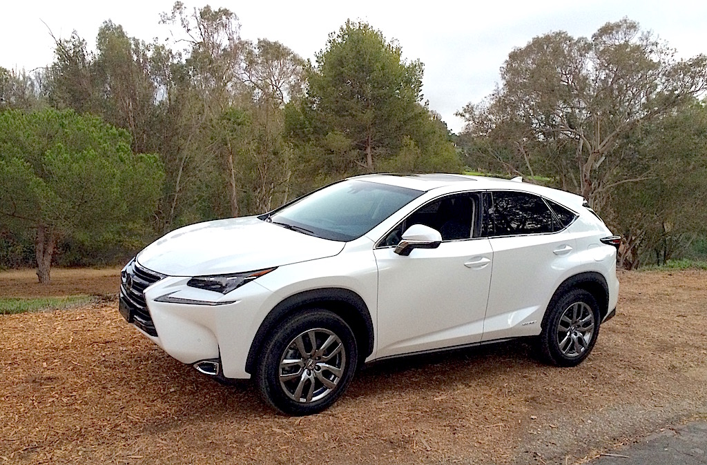 2015 lexus nx 300h review proof that lexus has found its groove