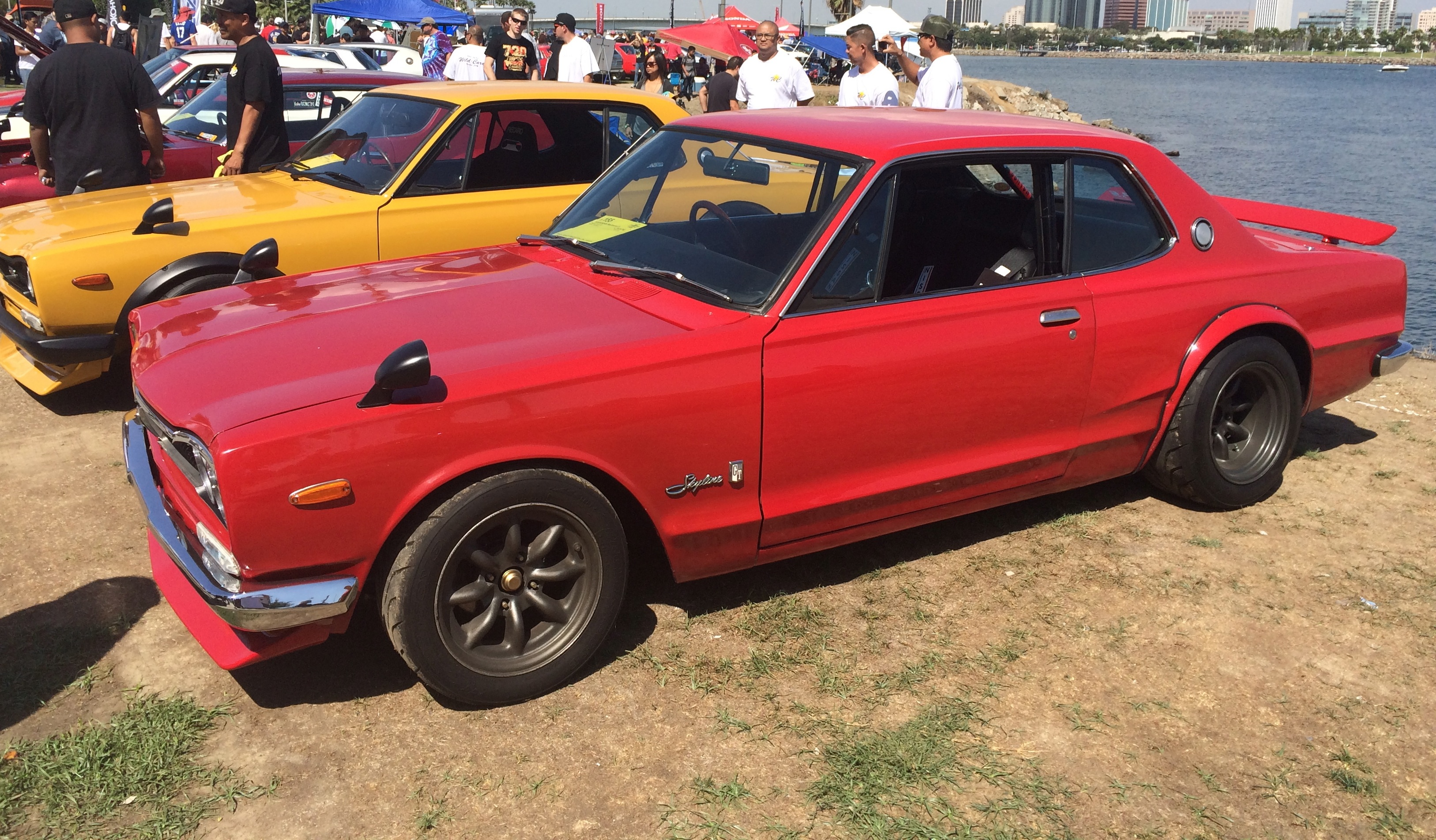 Japanese Classic Car Show 2014 - Rare Gems Shine in the ...