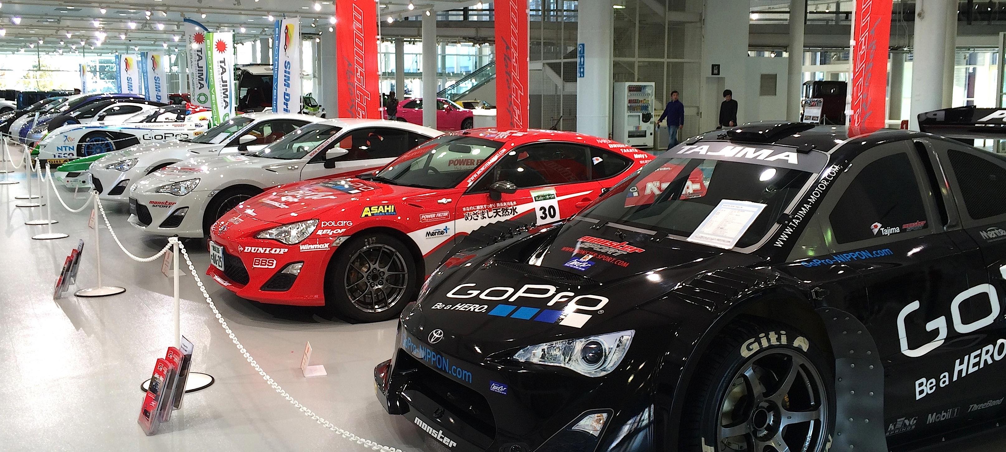 We Visit Mega Web Tokyo – Toyota\'s Unique Automotive Theme Park ...