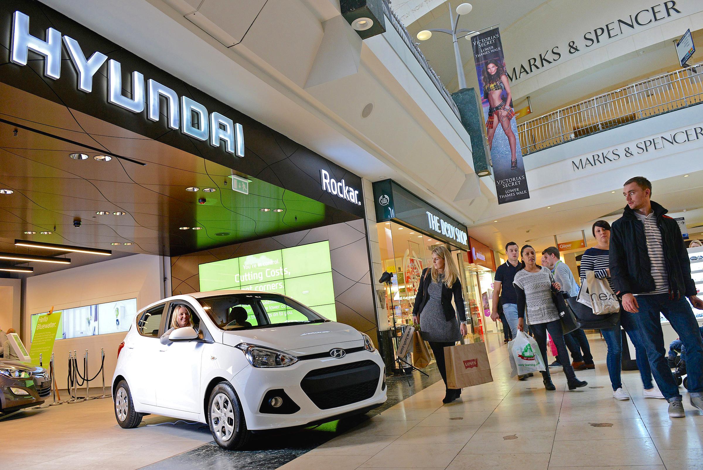 """Hyundai UK Launches Digital Dealership – """"Buy A Car line in Just"""