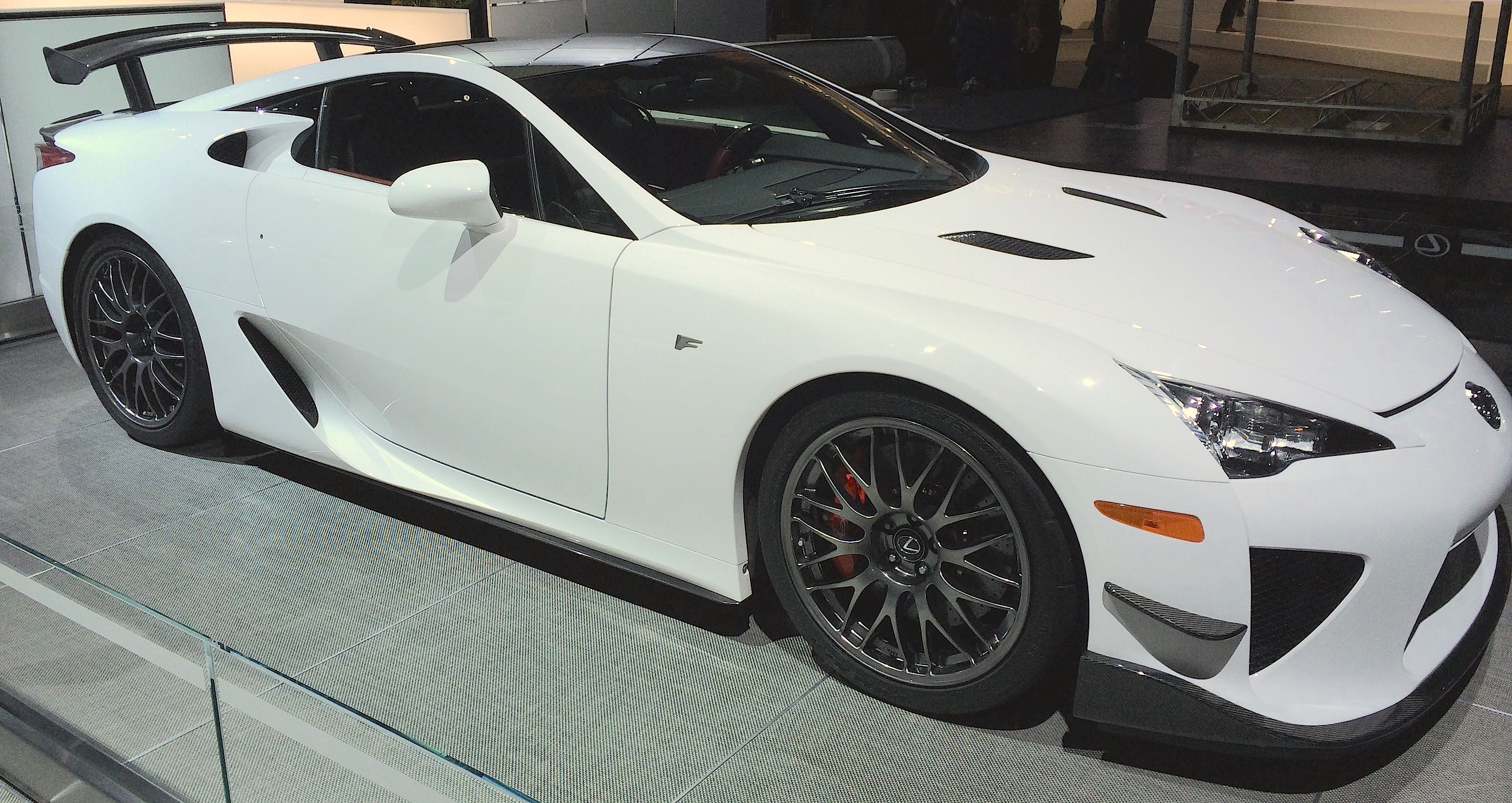 2014 Los Angeles Auto Show Part 4 – Lexus Mazda and Mercedes Benz