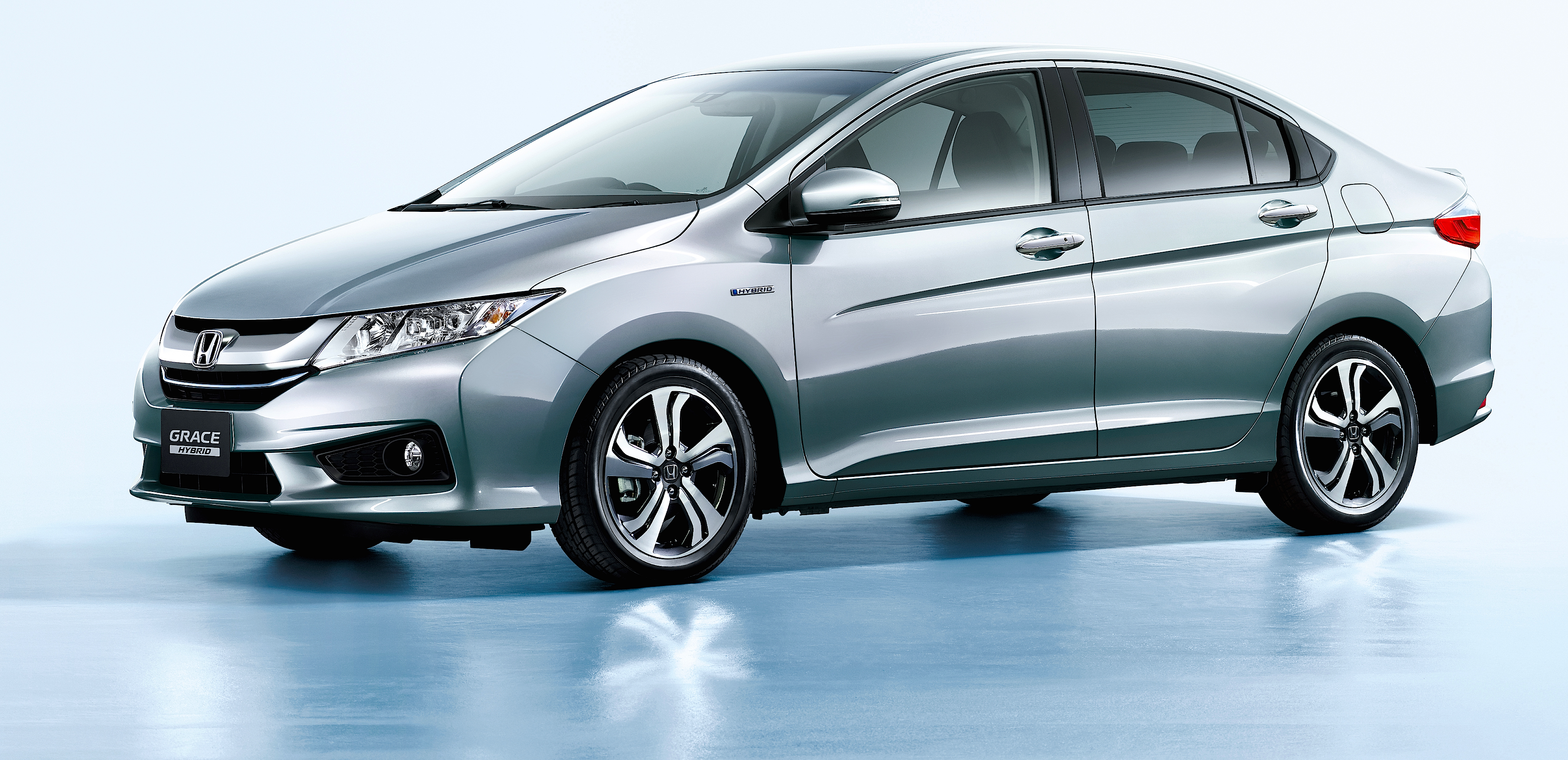 Grace and City are based on the Honda Fit. That means either could be ...