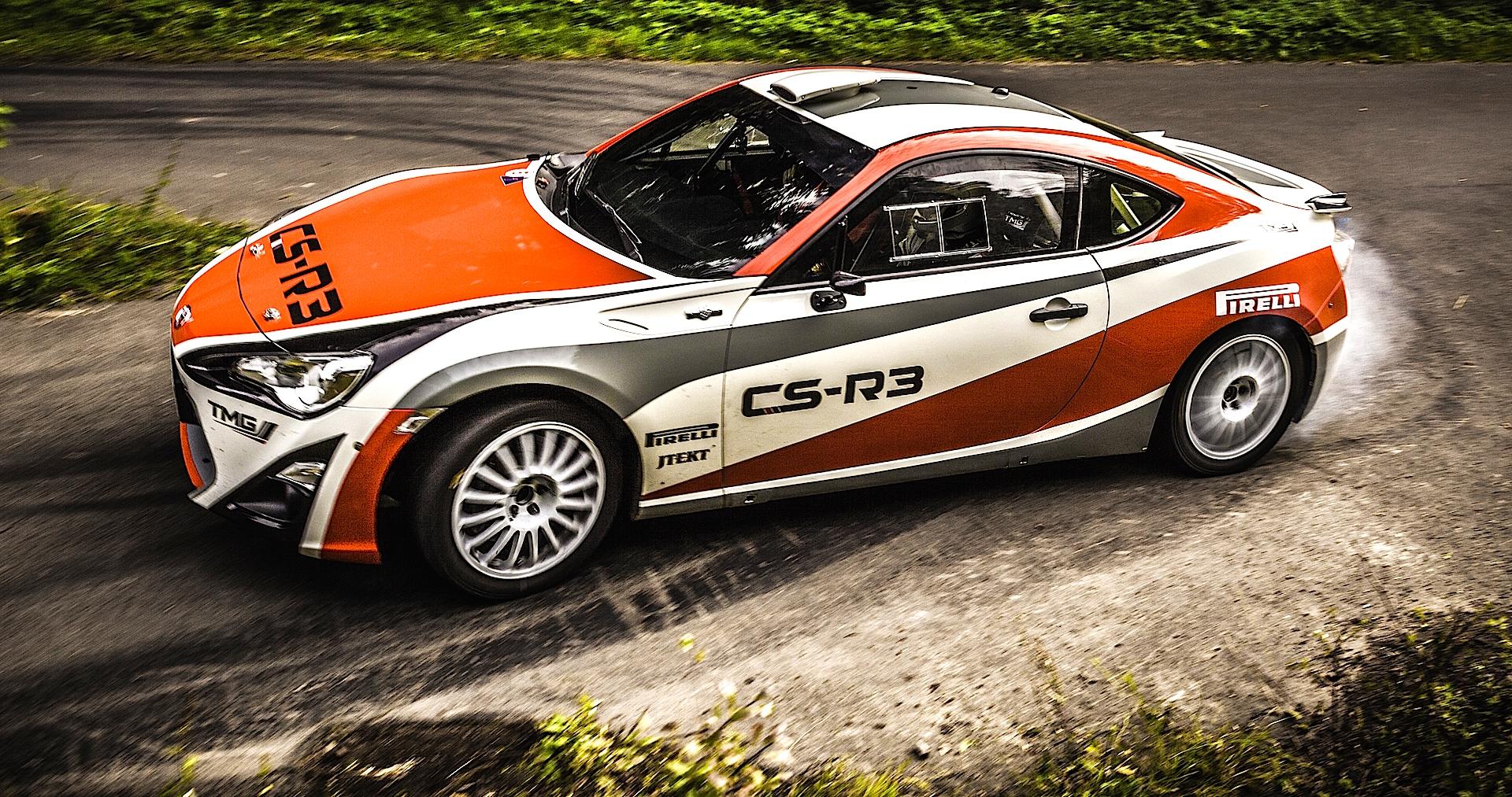 Toyota Motorsport fers Ultimate Car Kit – Build Your Own GT86 CS