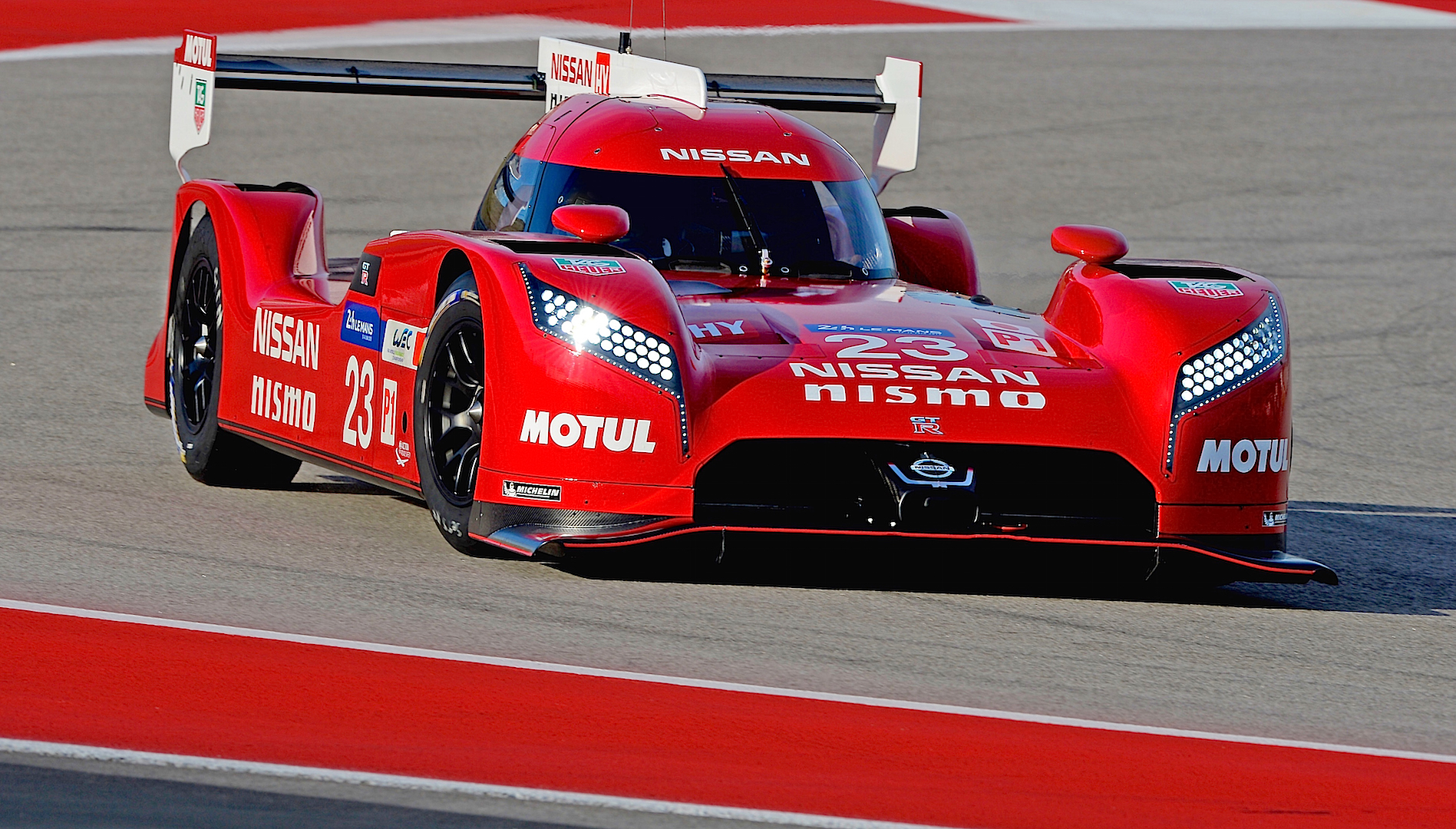 CarNichiWa  Nissan Reveals New GTR LM NISMO  Innovative Racer