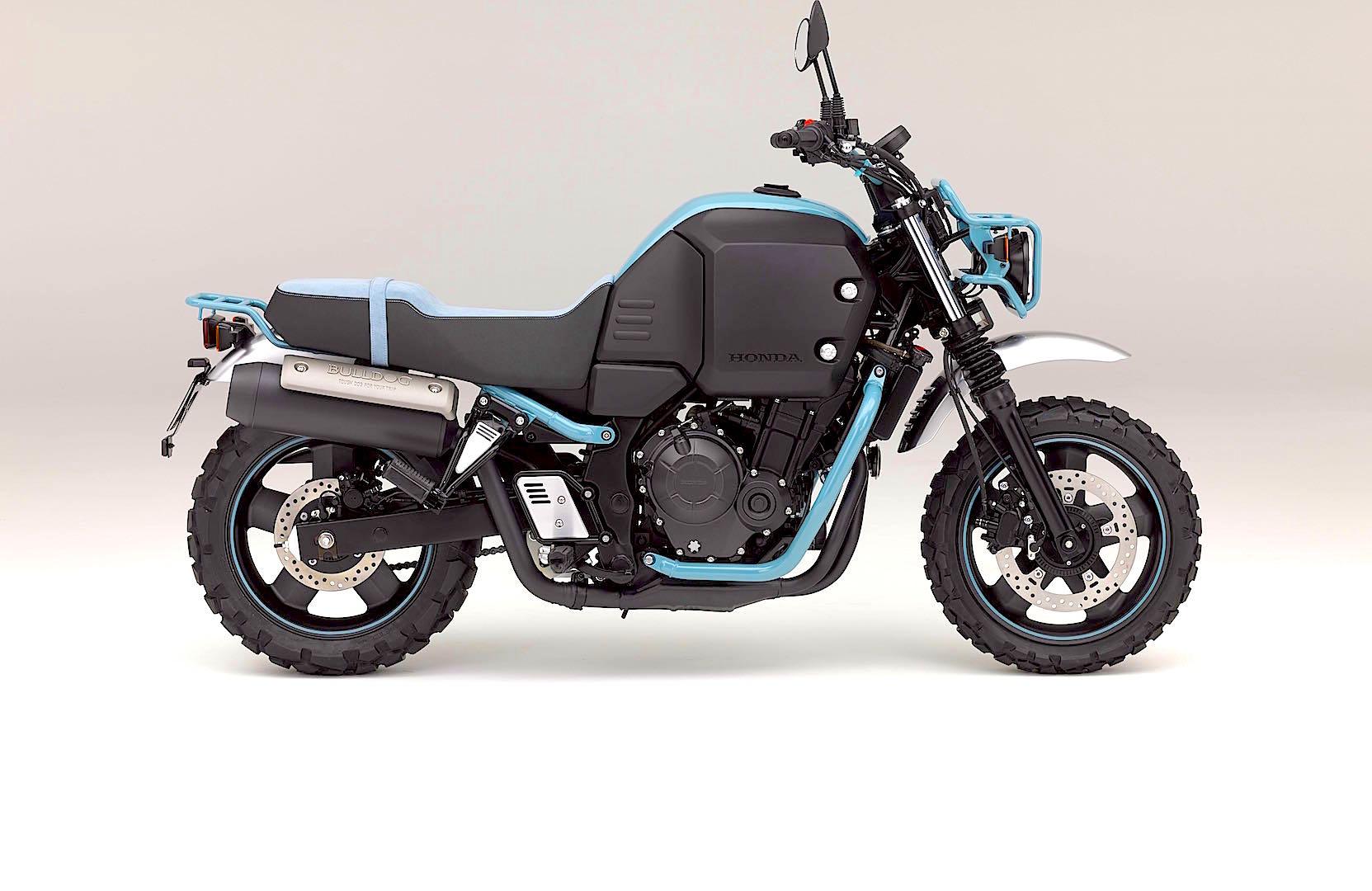 "CarNichiWa® | Honda Bulldog ""Lovable Touring Partner ..."