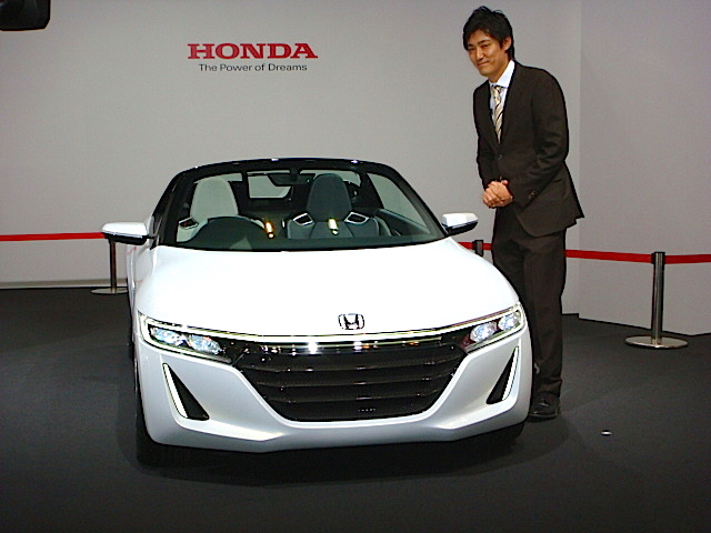 Honda Launches S660 In Japan Roadster Is A Dream Come True For