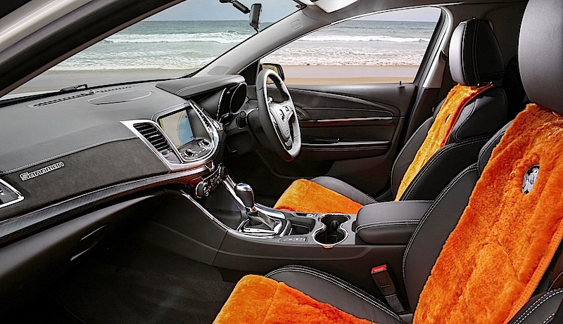 2015 Sandman Wagon Interior