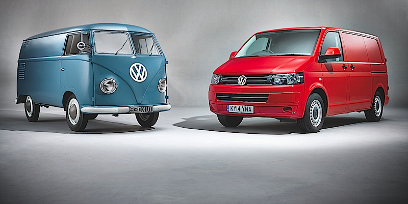 Volkswagen Van Turns 65 – Will VW Commercial Vehicles Return to America? – CarNichiWa®