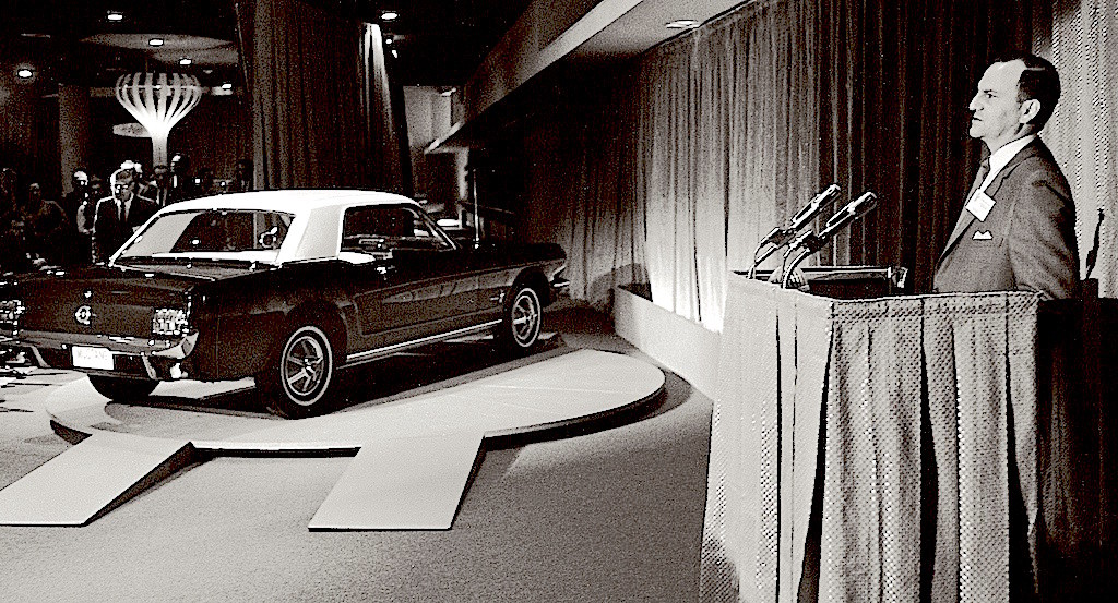 Ford Mustang World Debut April 17, 1964 – Who Bought the First Car ...