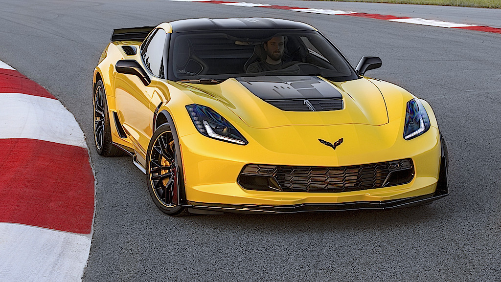 CarNichiWa® | 2016 Corvette Z06 C7.R Edition – Track-day Special or ...