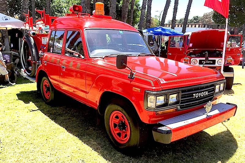 ToyotafestLCfire1
