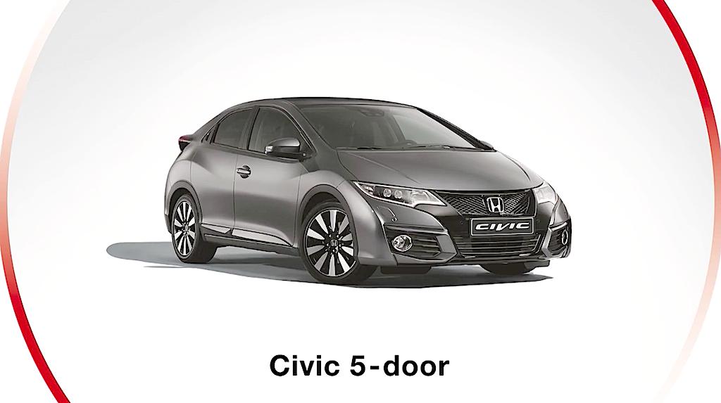 Civic5door