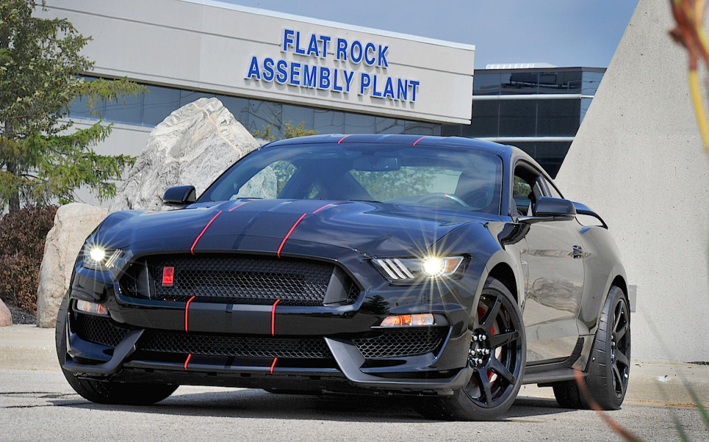 All-New Ford Shelby® GT350R