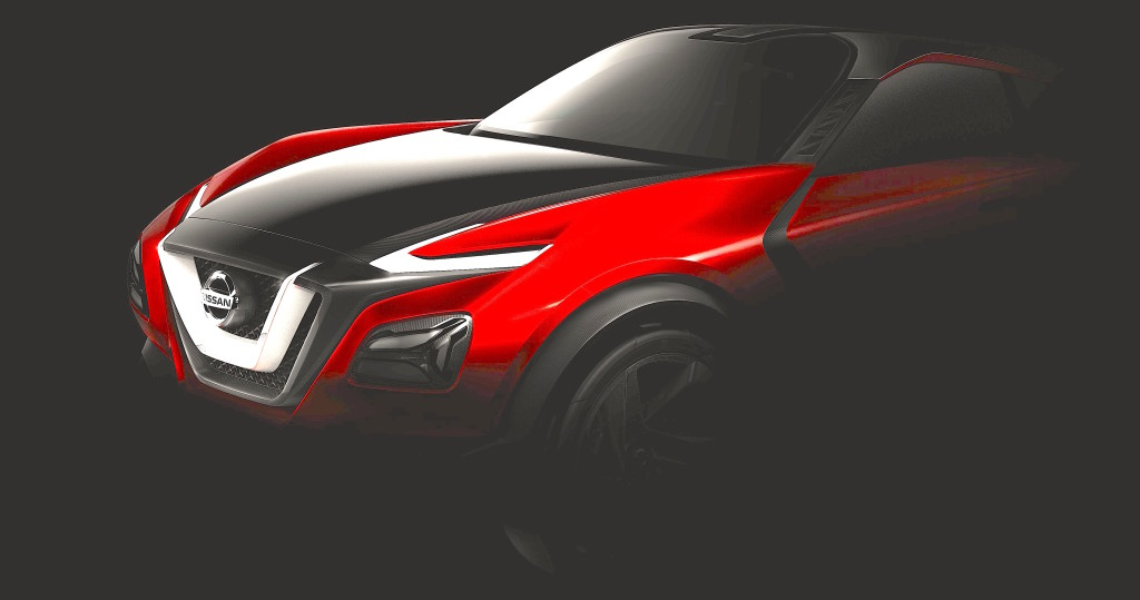 Nissan's new Crossover Concept