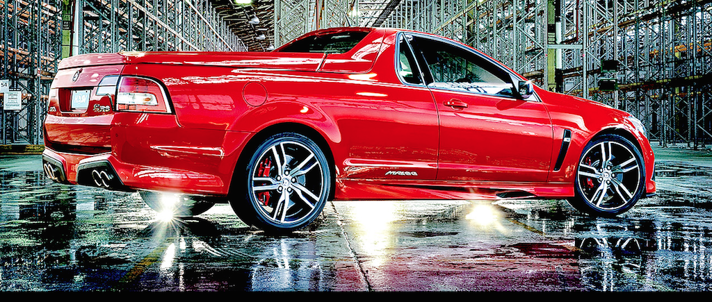 2016 Hsv Supercharged Maloo R8 Lsa This Would Make A Wicked El
