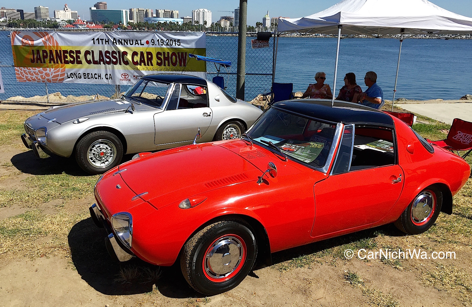 "2015 Japanese Classic Car Show – Collectors Yen for ""Old School ..."