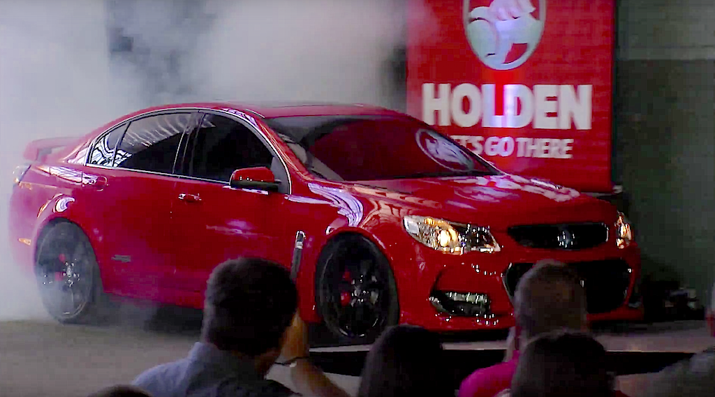 2016 Holden Commodore VFII – Quickest Ever Built Sports New
