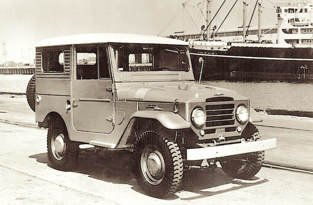 Carnichiwa Toyota Usa Automobile Museum Treasures In