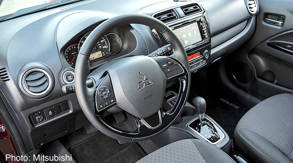 2017 Mirage GT