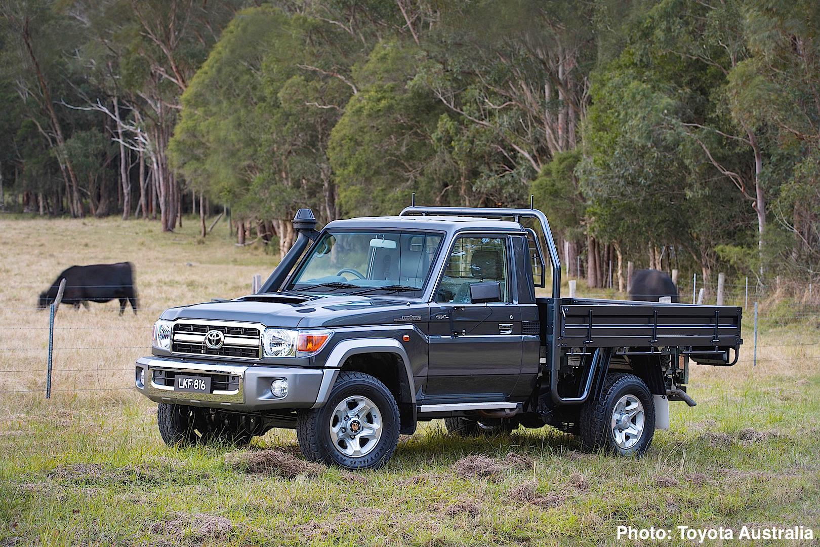 New Toyota Land Cruiser 2018 Car Sales Vanuatu 1973 Fuel Tank