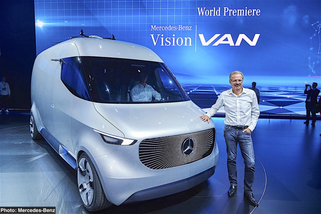 Mercedes-Benz Van Innovation Campus