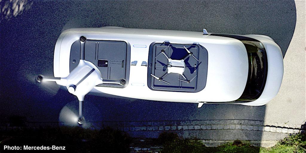 Mercedes-Benz Vision Van