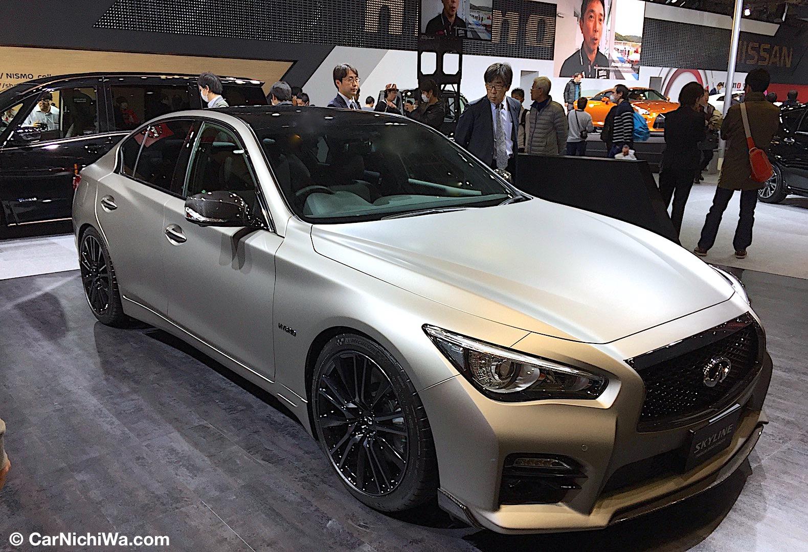 2017 Tokyo Auto Salon Part 3 – Nissan, NISMO, Autech ...