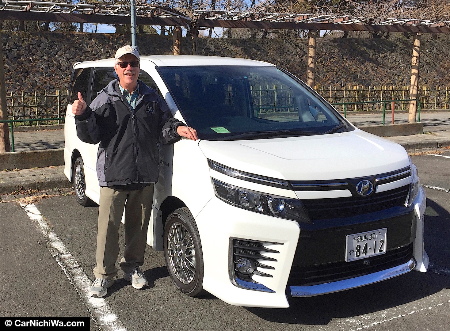 Toyota Voxy Hybrid Review In Nagoya Japan Popular Van With The
