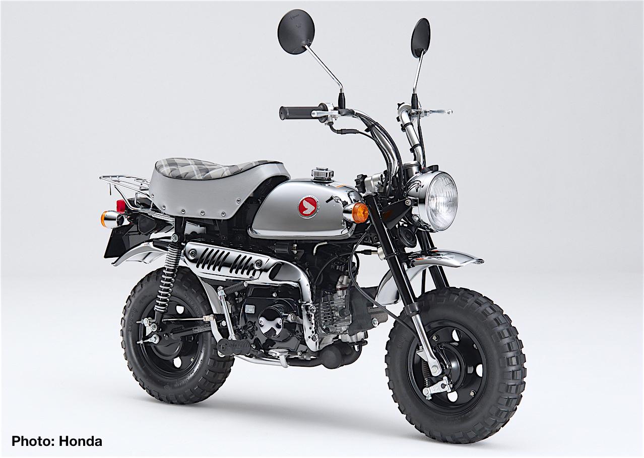 Kelebihan Honda Monkey 50 Review