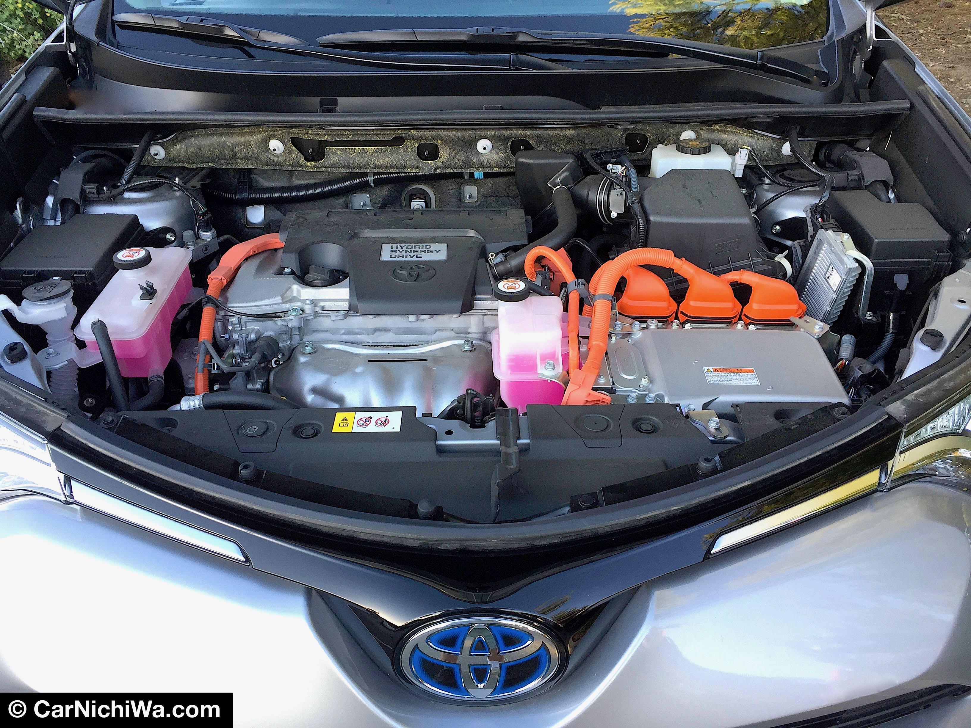 2017 Toyota RAV4 Hybrid Review – Top-Selling Toyota Offers Hybrid