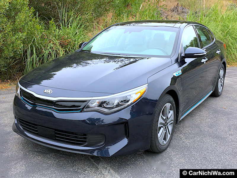 2017 kia optima plug in hybrid review electric personality with carefree driving range. Black Bedroom Furniture Sets. Home Design Ideas