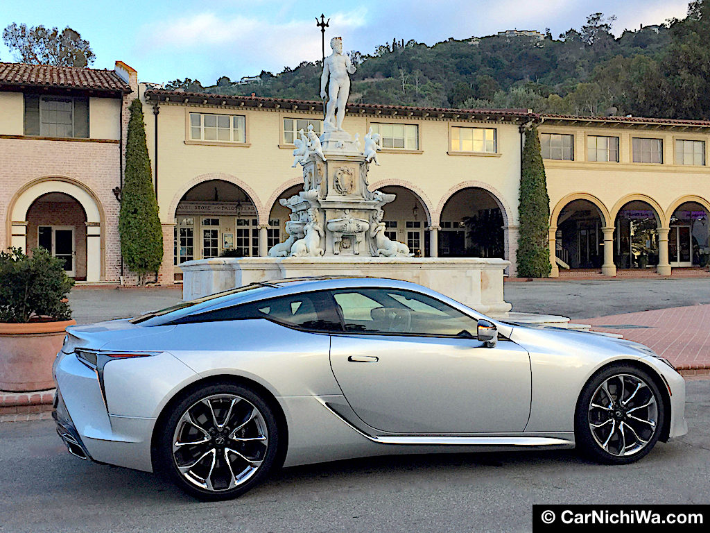 We Asked Lexus For The Lc 500 With Its High Output V8 Engine And New 10 Sd Direct Shift Transmission Also Available Is 500h That Teams A V6