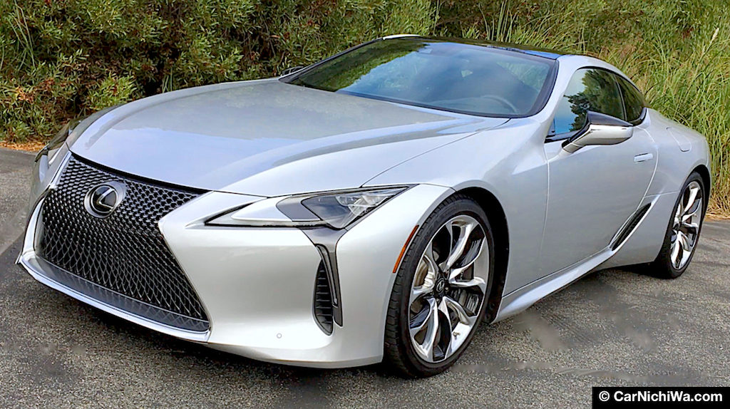 2018 Lexus Lc 500 Review Amazing New Performance Coupe Is