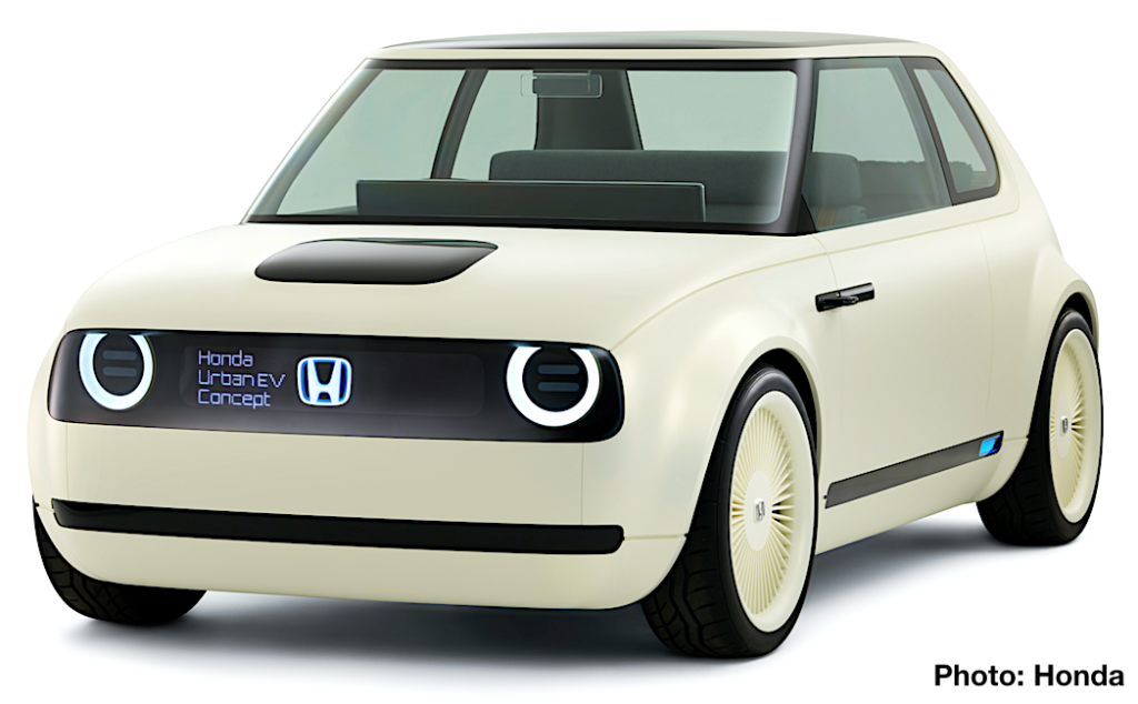 Honda Tokyo Motor Show 2017 Preview – New Sports EV and ...