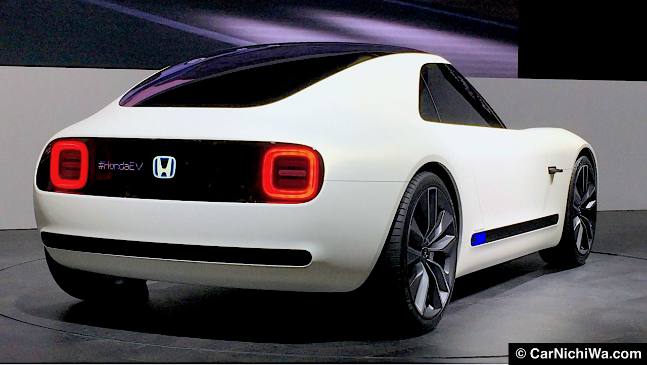 Honda Tokyo Motor Show 2017 Preview - New Sports EV and ...