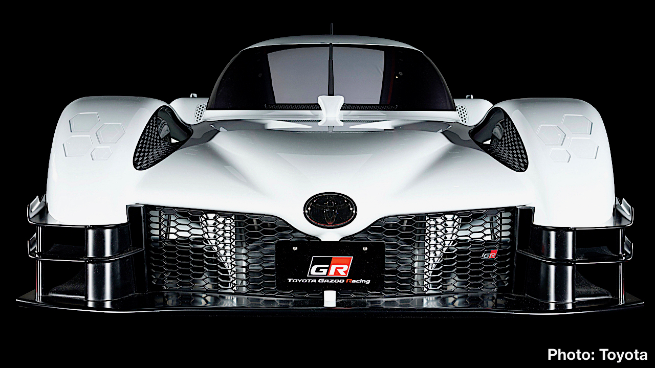 Developed By Toyota Gazoo Racing, The New Concept Is Said To Reveal The  Direction For Toyotau0027s Next Generation Sports Car.