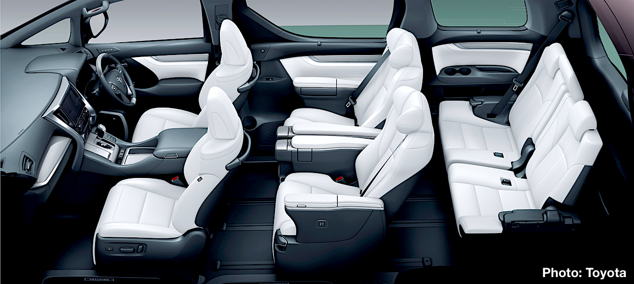 2018 Toyota Vellfire Executive Lounge Lexus Of