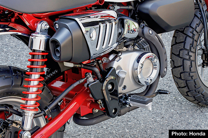 New Honda Monkey 125 Ready to Rock – Serious Monkey Business