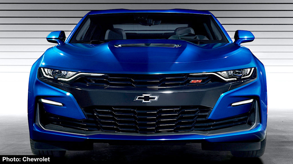 2019 Chevrolet Camaro Ss And Turbo 1le Refreshed For A