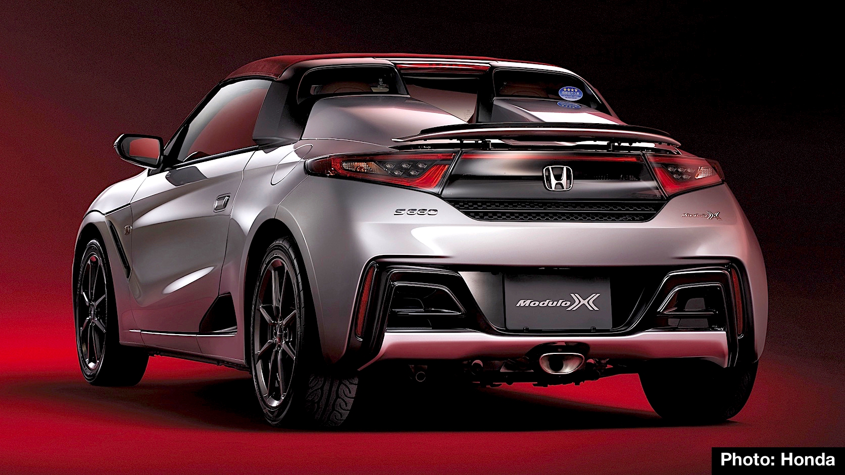 Honda S660 Modulo X Preview Customizing The Mid Engine Roadster In