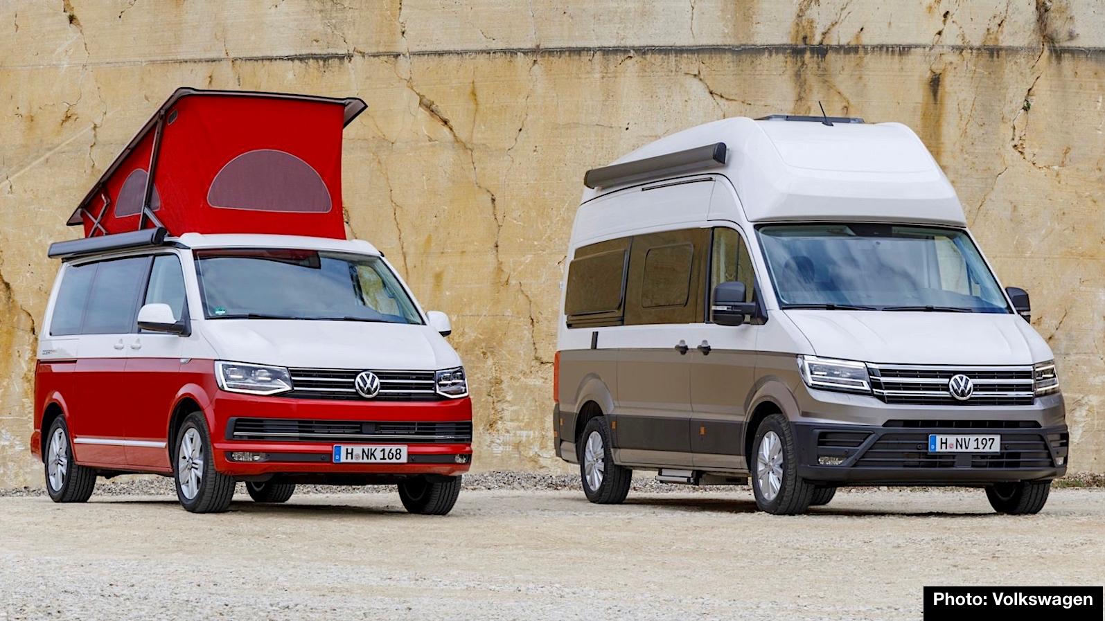 79ffe15381f016 2019 Volkswagen Grand California Preview – New Dream Suite is a Mini ...