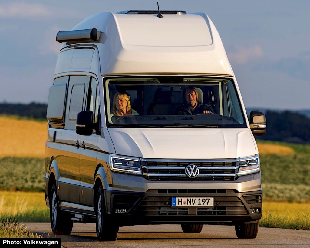 2019 volkswagen grand california preview new dream suite is a mini motorhome carnichiwa. Black Bedroom Furniture Sets. Home Design Ideas