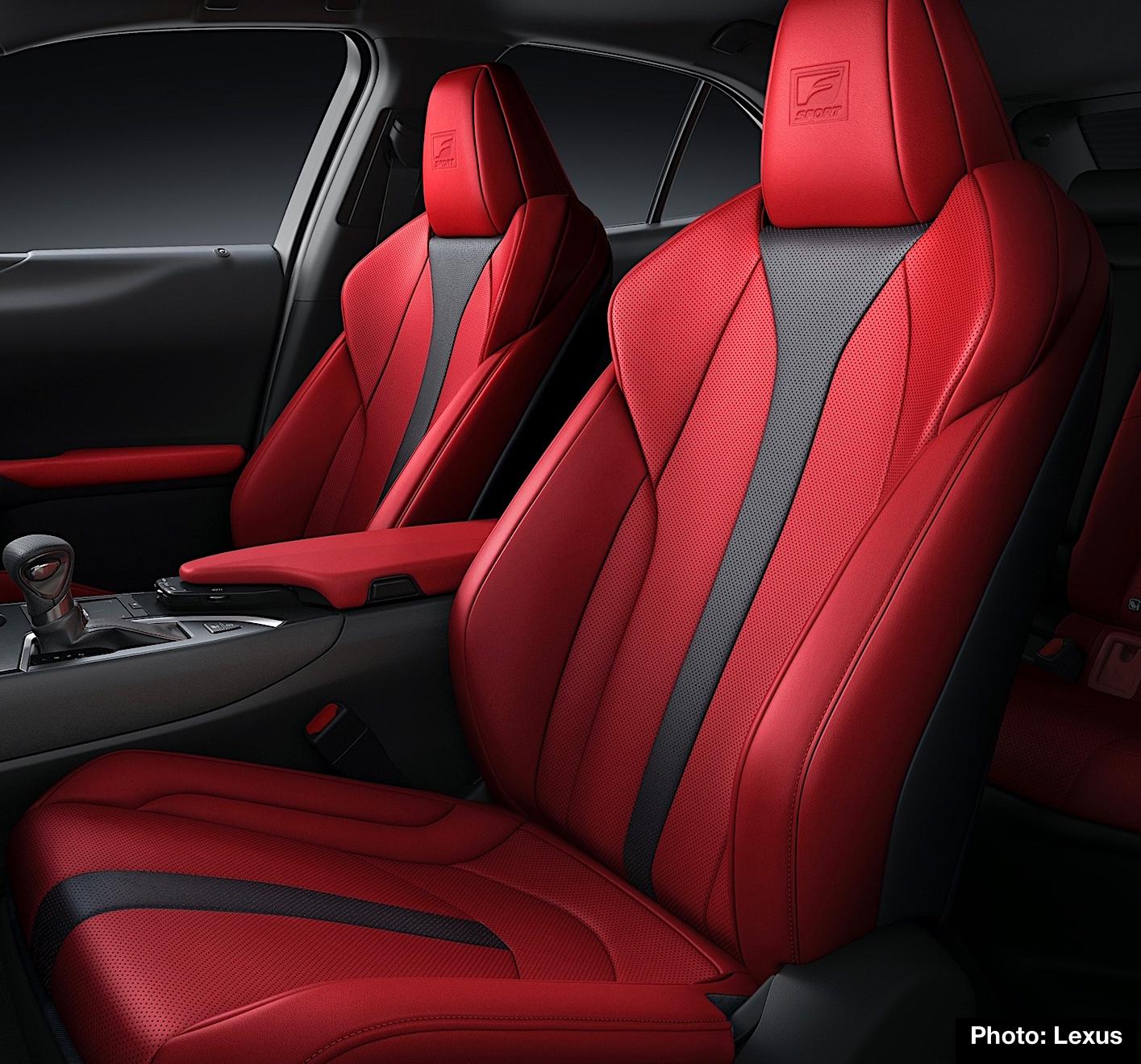 Lexus Sport: 2019 Lexus UX 250h F SPORT Preview