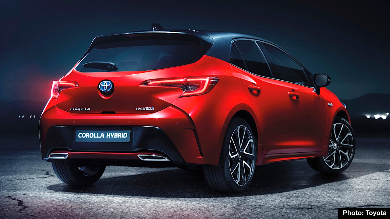 2020 Toyota Corolla Preview - Hybrid Sedan, Hatch and ...
