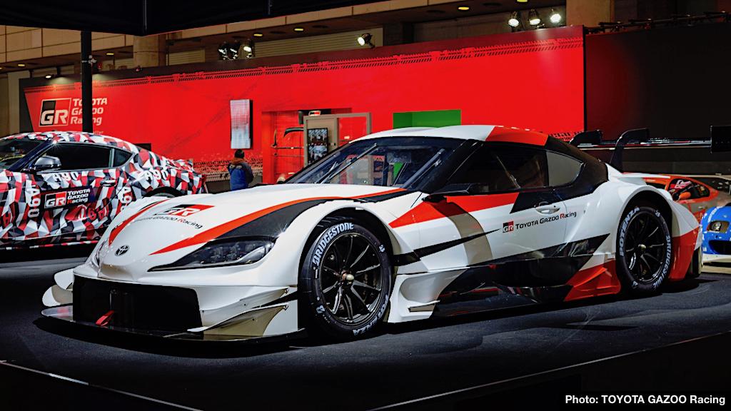 2019 Tokyo Auto Salon - Toyota Gazoo Racing - 2020 Supra ...