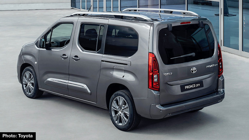 2020 Toyota Proace City And Verso Preview New Compact