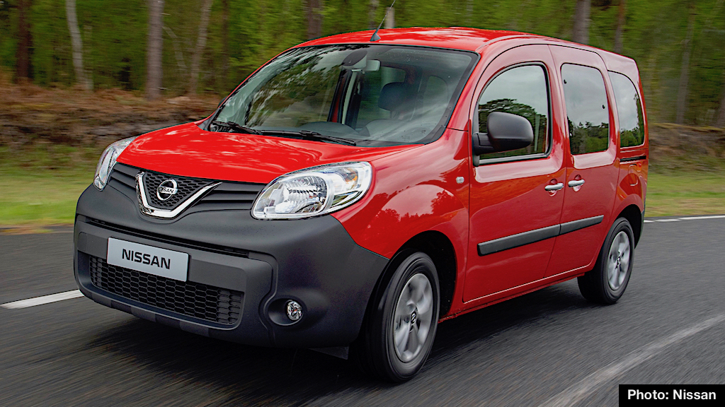 2020 Nissan Nv250 Preview New Compact Vans Join The Lcv