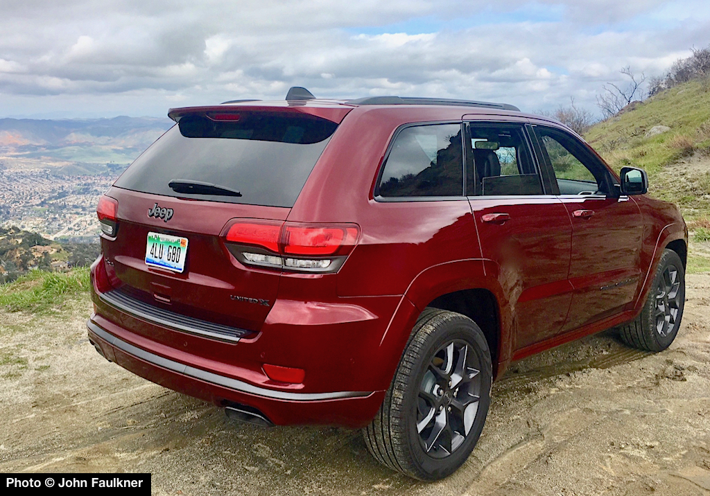 2019 Jeep Grand Cherokee Limited X 4x4 Family Friendly Suv With True Jeep Dna Carnichiwa